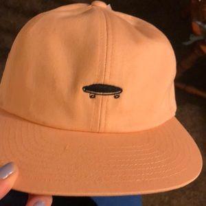 Vans brand new snap pack - light peach color